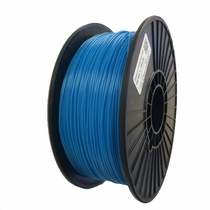Maker Series PETG - 3D Filament - 1.75mm - HD Blue Glass 1kg