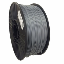 Maker Series PLA - 3D Filament -  1.75mm - Pure Silver 1kg