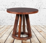 Alder and Tweed Mendocino End Table