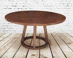Alder and Tweed Mendocino Round Table