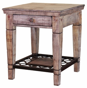 Cabo End Table