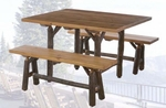 Cedar Ridge Table