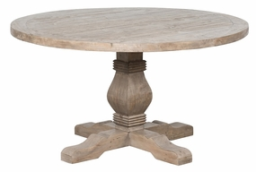Classic Home Caleb Round Dining Table
