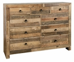 Classic Home Omni Nine-Drawer Dresser