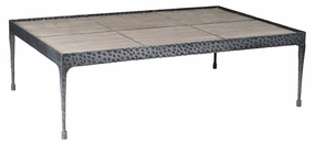 Classic Home Rustic Cromwell Coffee Table