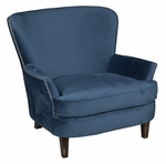 Classic Home Rustic Elliot Club Chair