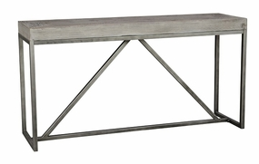Classic Home Rustic Graham Console Table