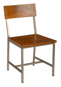 Classic Home Rustic Kai Side Chair