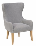 Classic Home Rustic Lakefield Side Chair