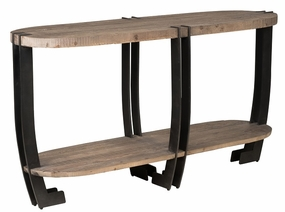 Classic Home Rustic Marcelo Console Table