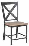 Classic Home Rustic Portofino Side Chair