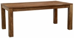 Classic Home Rustic Sotto Dining Table