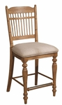 Lake House Spindle Back Bar Stool