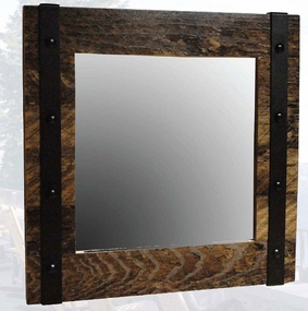 Old Hickory Brooklyn Reclaimed Mirror