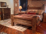 Old Timber Bed