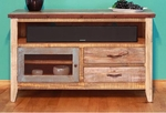 "Rustic Antique 52"" TV Stand"
