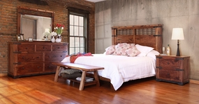 Rustic Parota Collection