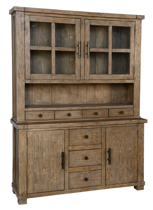 server spaces with small hutch cabinets and fancy for in