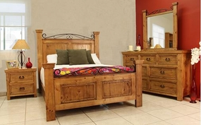 Rustic Sierra Collection