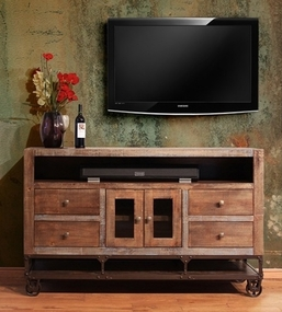 "Urban Gold 62"" TV Stand"