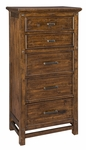 Wolf Creek 5-Drawer Lingerie Chest