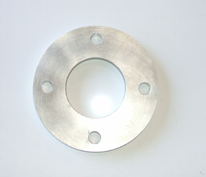 "1/4"" Wheel Spacer, 4 x 4-1/2"""