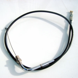 Cable, throttle 90* throttle end