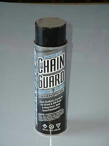 Clear Synthetic Chain Lube