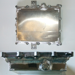GSXR 600-1000 Modified Oil Pan