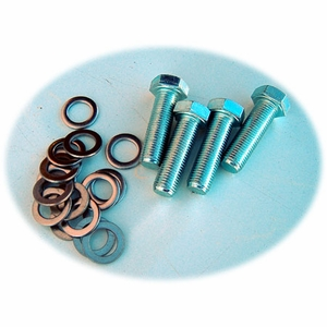 "Hardware Kit for 9""/10inch Scaloped Frt Rotors"