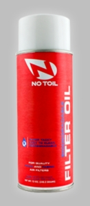 NO TOIL OIL 12OZ ITG FILTER OIL