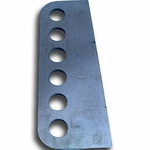 Panhard Bar Mounting Plate
