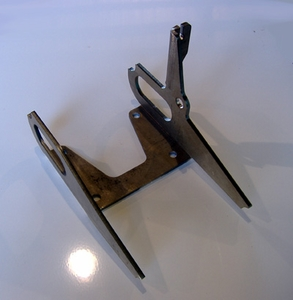 Reverse Brake and Clutch Pedal Assembly Bracket, Modlite & Bully