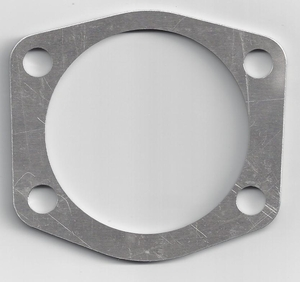 Toyota axle flange spacer