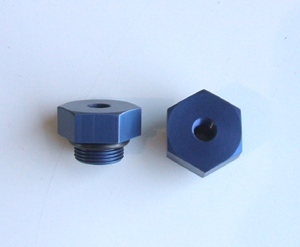 Water Temperature Gauge fitting, Electronic, GSXR all EFI