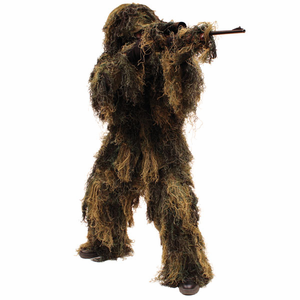 Red Rock Outdoor Gear 5 Piece Adult Camo Ghillie Suit