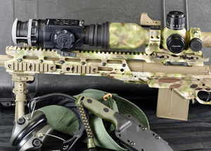 Armasight Apollo Pro MR 640 50mm (60 Hz) Thermal Imaging Clip-on System