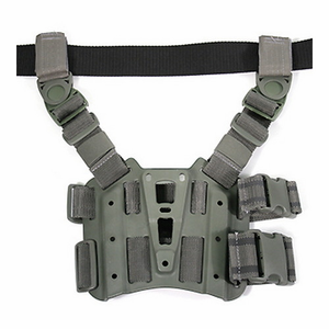 Blackhawk! Tactical Holster Platform, Black