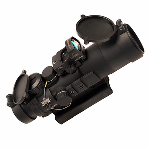 Burris AR Tactical Sight, AR-536 5x-36mm, FastFire 2