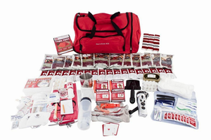 Deluxe Food Storage and Emergency Survival Kit