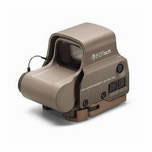 EOTech EXPS3-0 Tan Night Vision Compatible Series Military Model Tan
