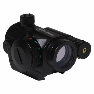 Firefield Close Combat 1x22 Micro Dot Sight with Red Laser (FF26005)