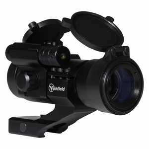 Firefield Close Combat 1x28 Dot Sight with Red Laser (FF26003)