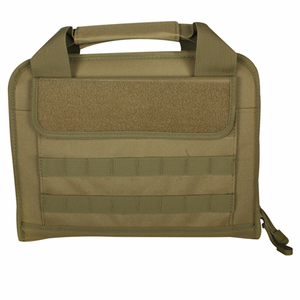 Fox Tactical Dual Pistol Case