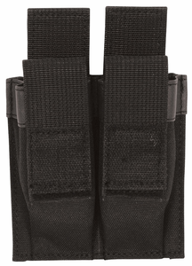 Fox Tactical Pistol Quick Deploy Dual Mag Pouch