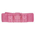 "Lady Voodoo Tactical Pink 42"" Padded Weapons Rifle Case"