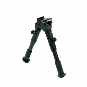 "UTG New Gen Med Pro Shooters Bipod QD - 6.2""-6.7"" Height"