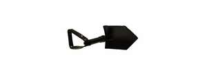Military Type Tri-Fold Shovel with Case