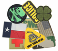 Morale Bag Patches