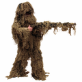 Red Rock Outdoor Gear 5 Piece Youth Camo Ghillie Suit